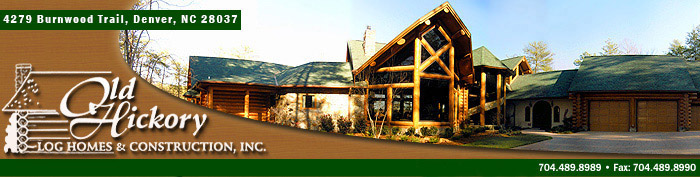 Timber Frame and Luxury Log Homes in Boone and Banner Elk